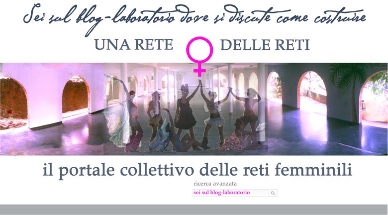 Costruiamo la rete delle reti femminili