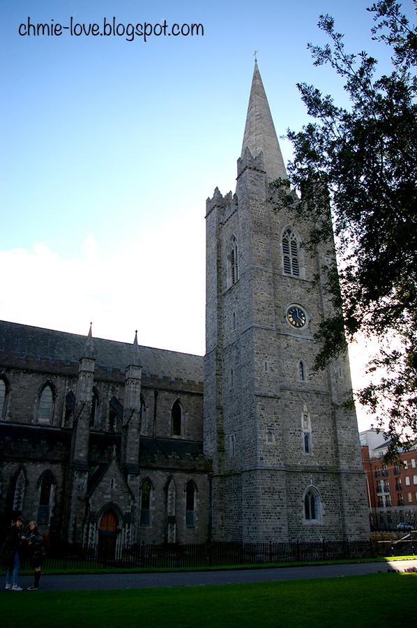 katedra św. Patryka, Dublin