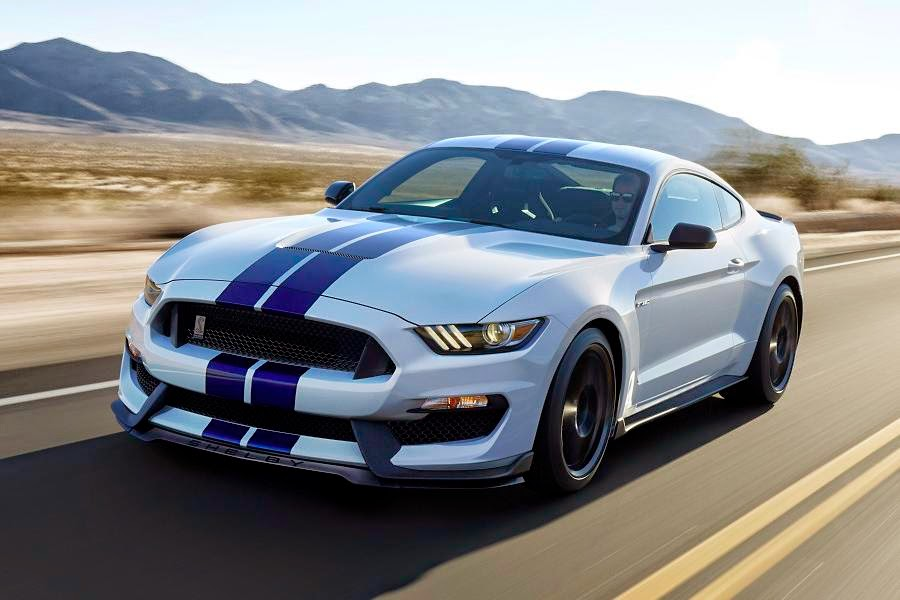 Shelby GT350 (2015) Front Side