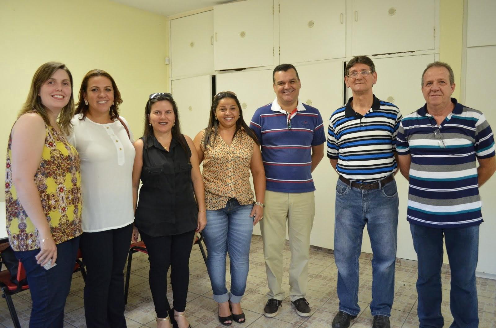 Visita na AVAPE - 2014