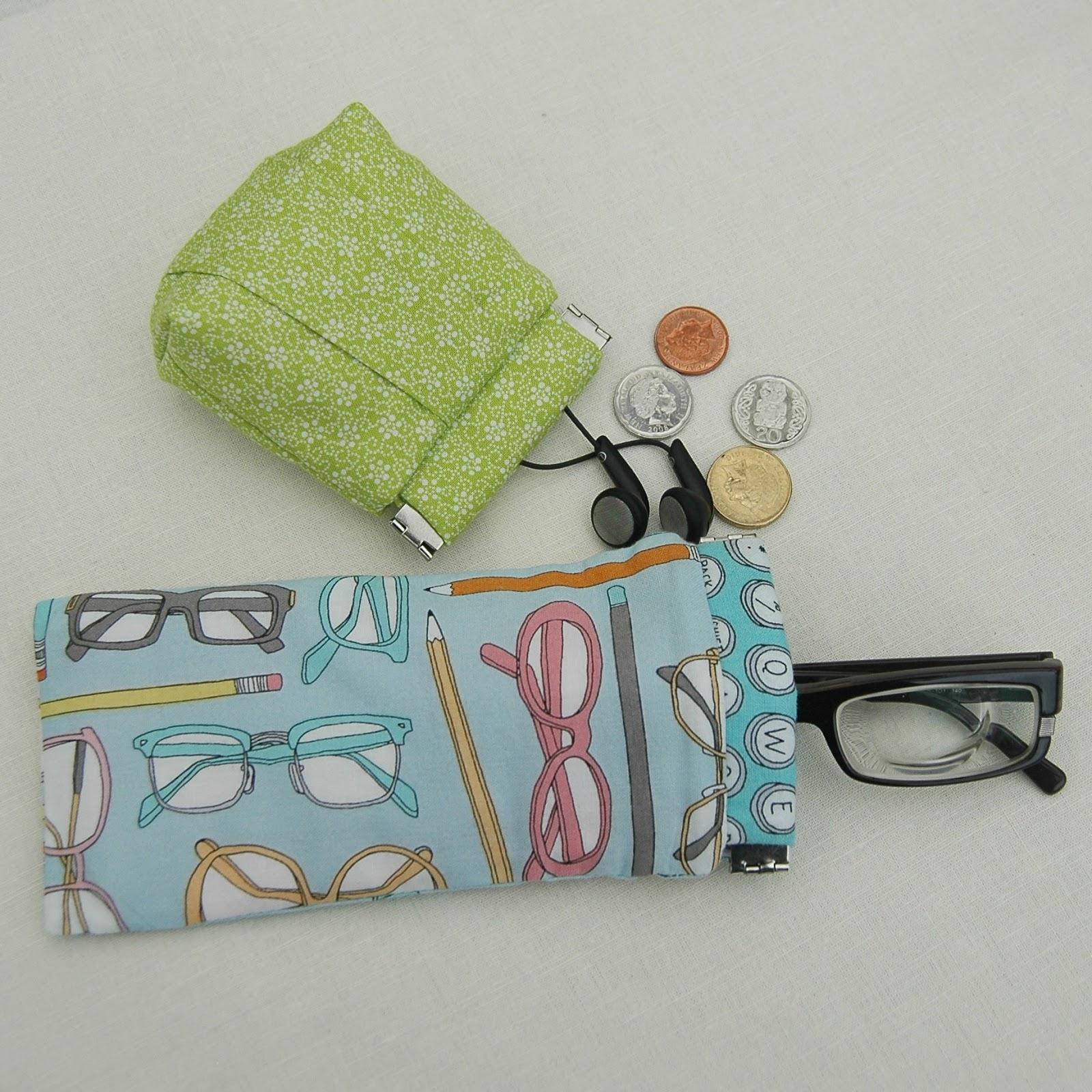 Flex Frame Glasses Case Tutorial