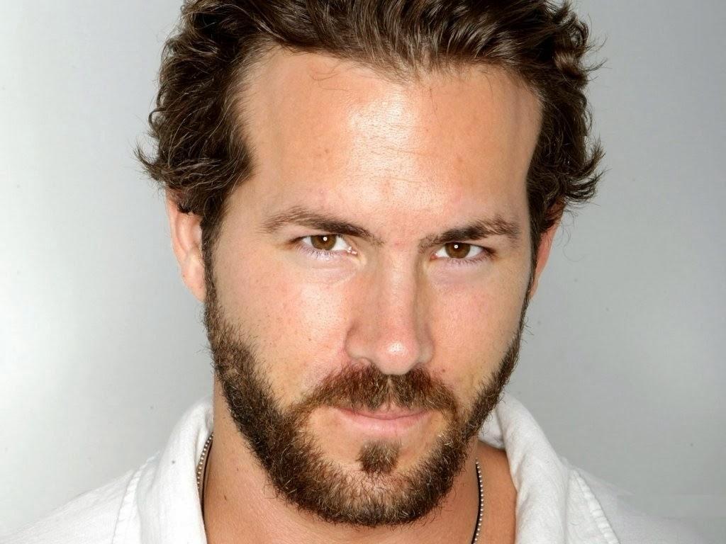 Canadian Tv Actor Ryan Reynolds New Look