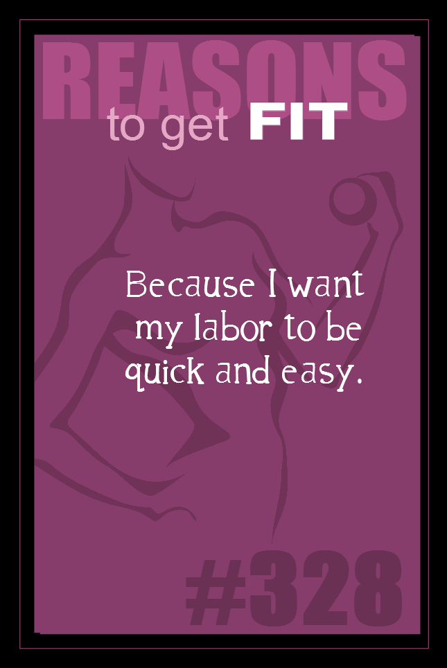 365 Reasons to Get Fit #328