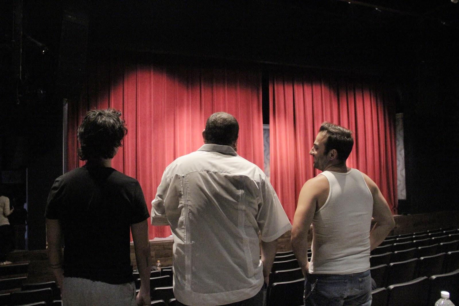 Todas las caras del teatro