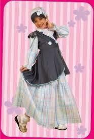 model baju pesta muslim anak perempuan terbaru