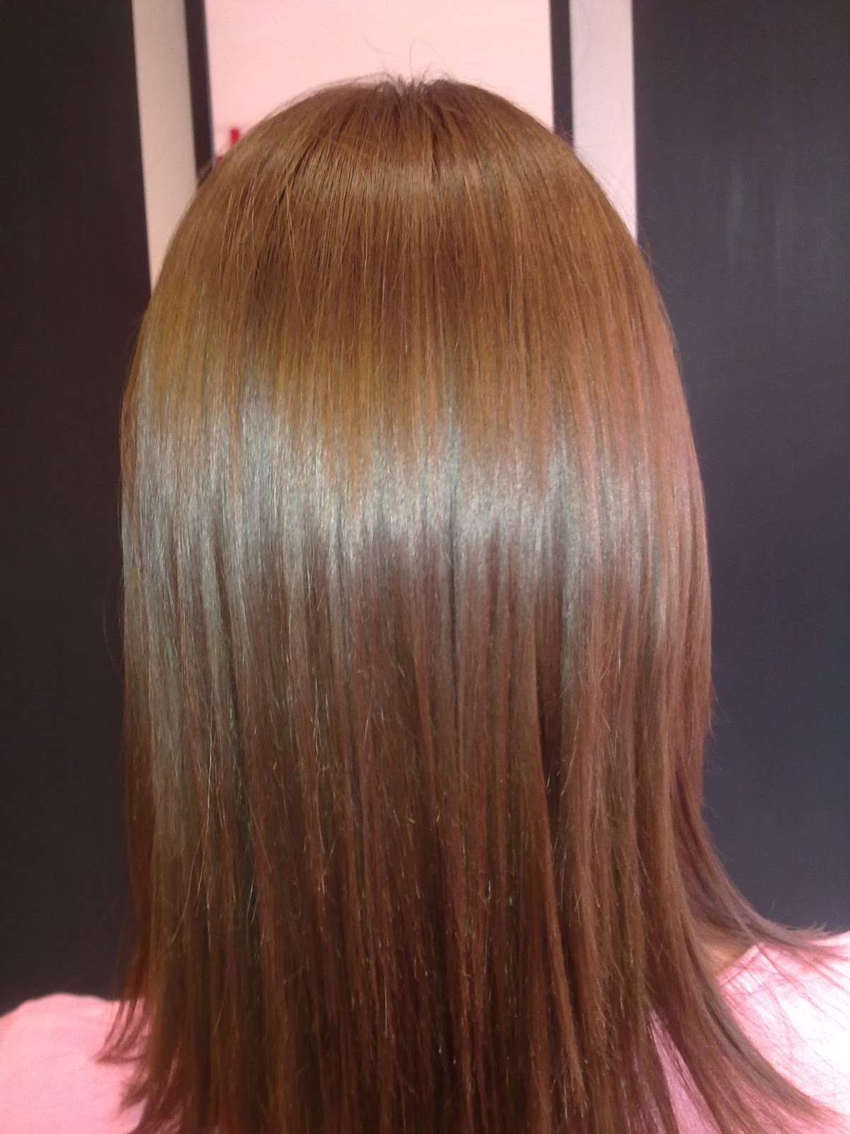 ... Consultant: Dye your Sunkissed hair to a warm blondish brown colour