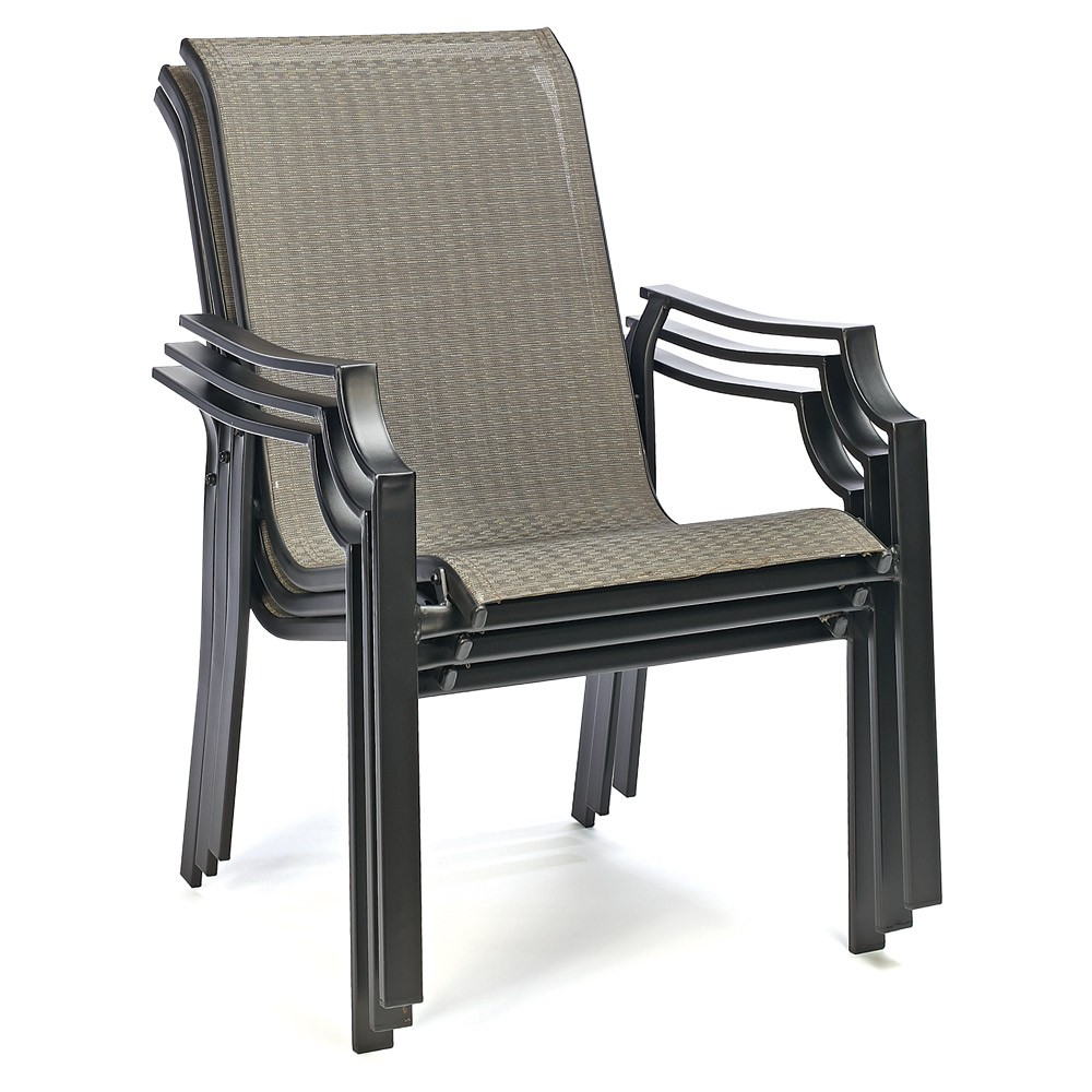 Stacking Patio Chairs HD Wallpaper and Desktop Background