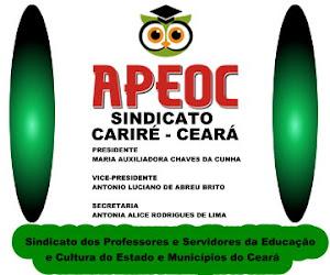 Sindicato APEOC - Cariré - CE
