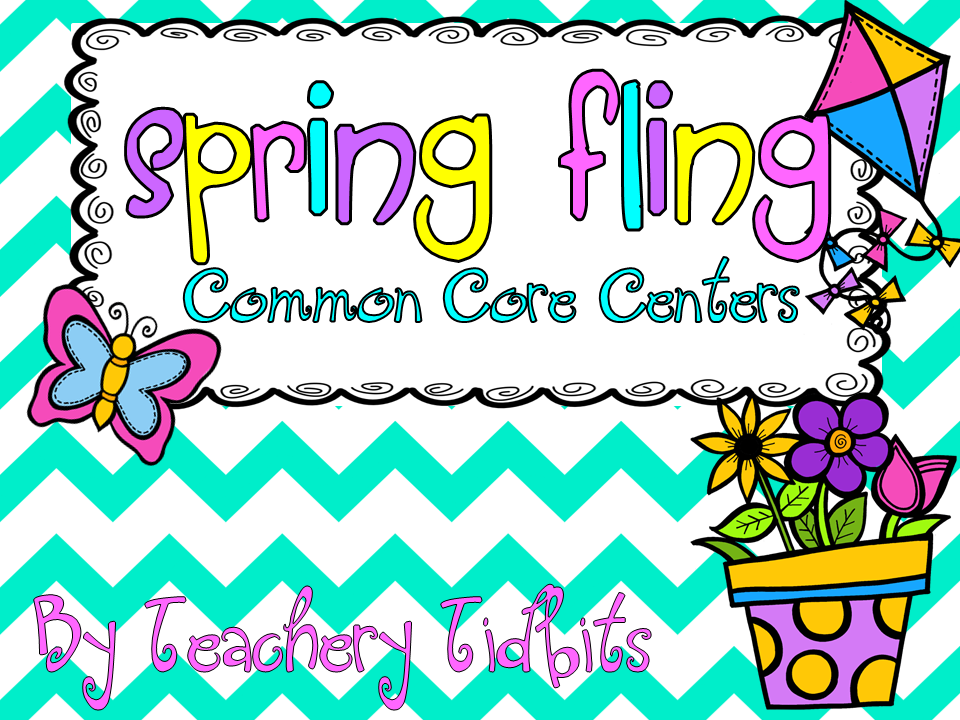 http://www.teacherspayteachers.com/Product/Spring-Fling-Common-Core-Centers-631607