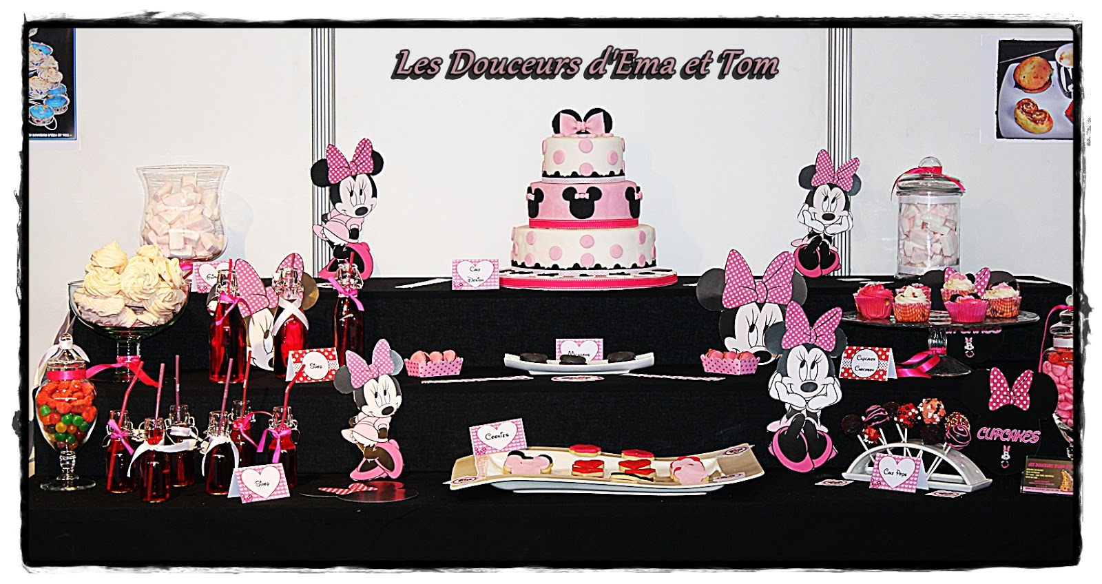 Sweet table minnie blogs de cuisine - Cuisine de minnie ...