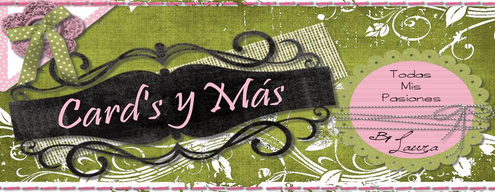 Card's y Mas