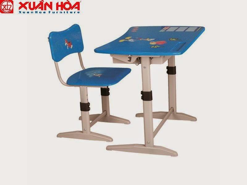 bàn ghế học sinh đạt tiêu chuẩn