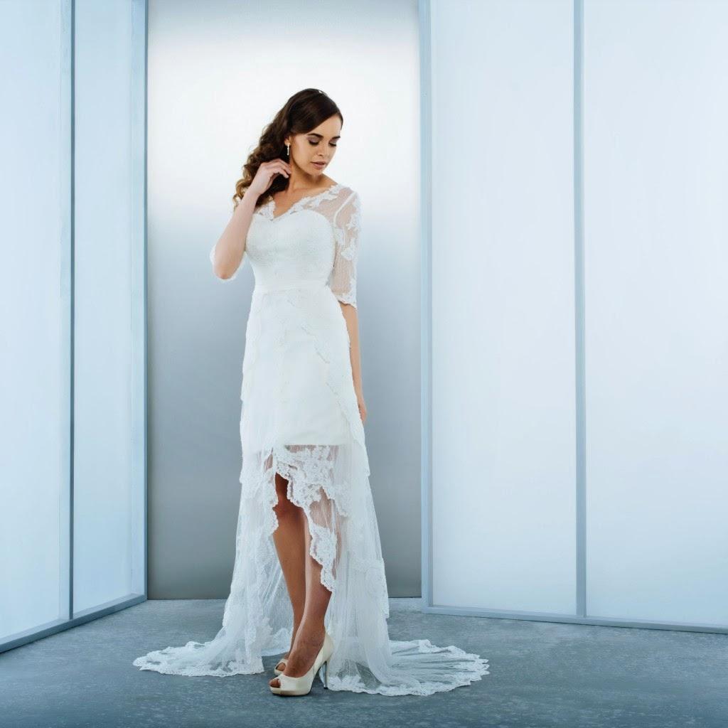 Hablemos de Bodas con Cris: Colección vestidos de novia 2015