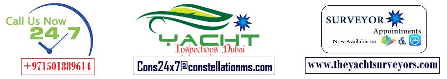 Yacht Inspections Dubai