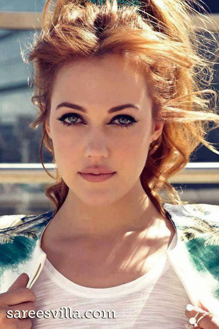 German actress and model Meryem Uzerli