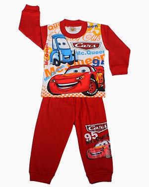 gambar contoh model baju tidur anak laki laki terbaru