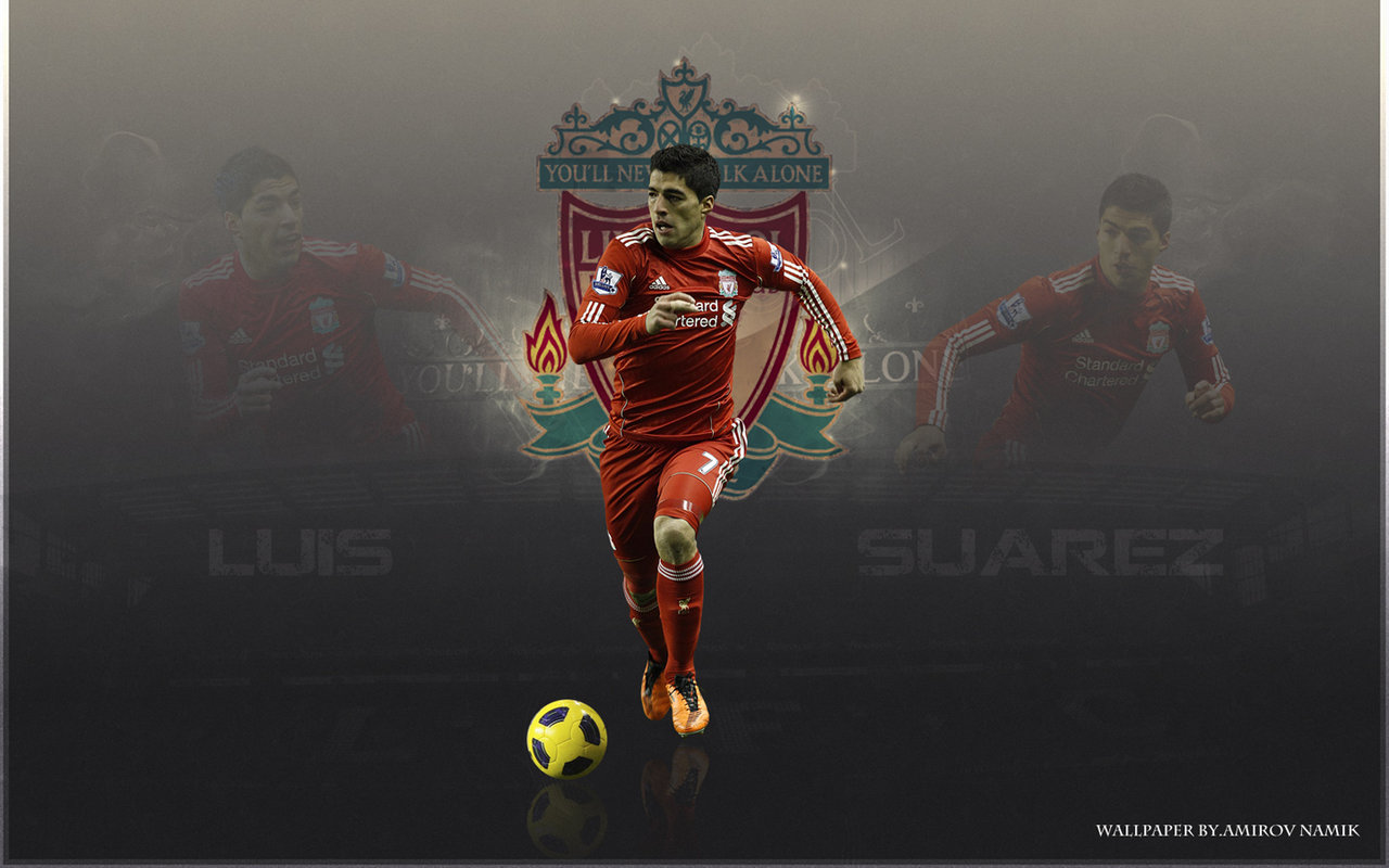 Wallpaper download - Suarez liverpool wallpaper ...