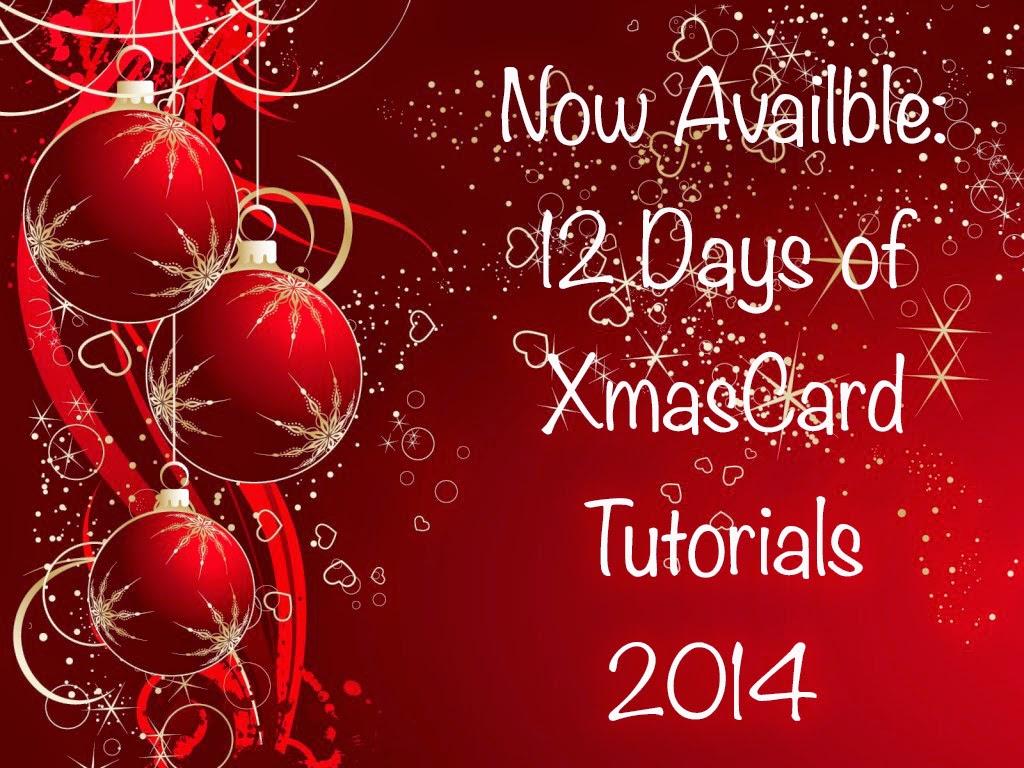 12 Days of Christmas Tutorials 2014