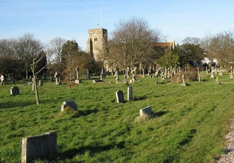Churchyard Paths and Shirley Hall Car Park appeal