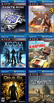 Experience Free PS3 Games