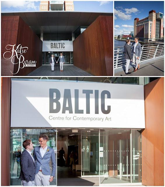baltic centre for contemporary art, newcastle baltic, art gallery wedding, katie byram photography, gay wedding, same sex wedding, same sex couples, gay wedding photographer,