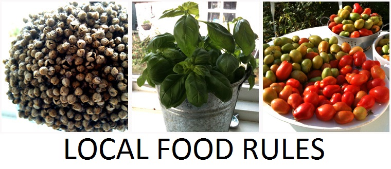 Local food rules
