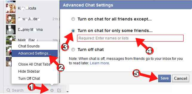 ascuns facebook