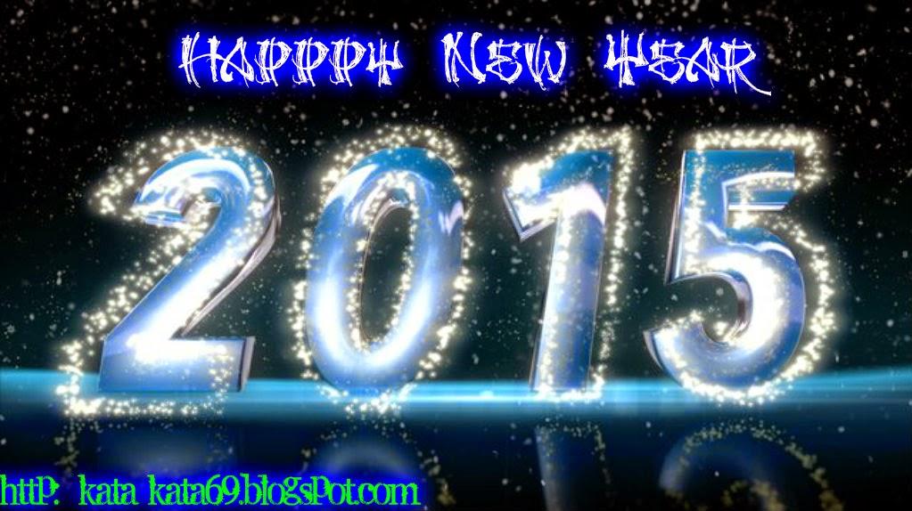 Kata Motivasi Tahun Tahun Baru 2015