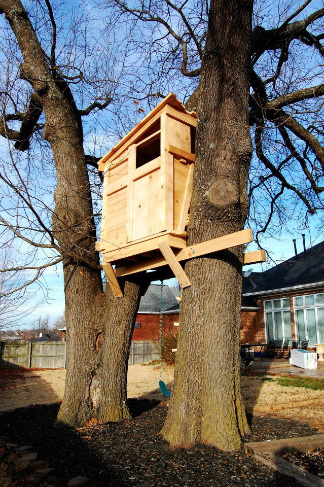 Natural State Treehouses Inc Magic Treehouse Inspired Clubhouse