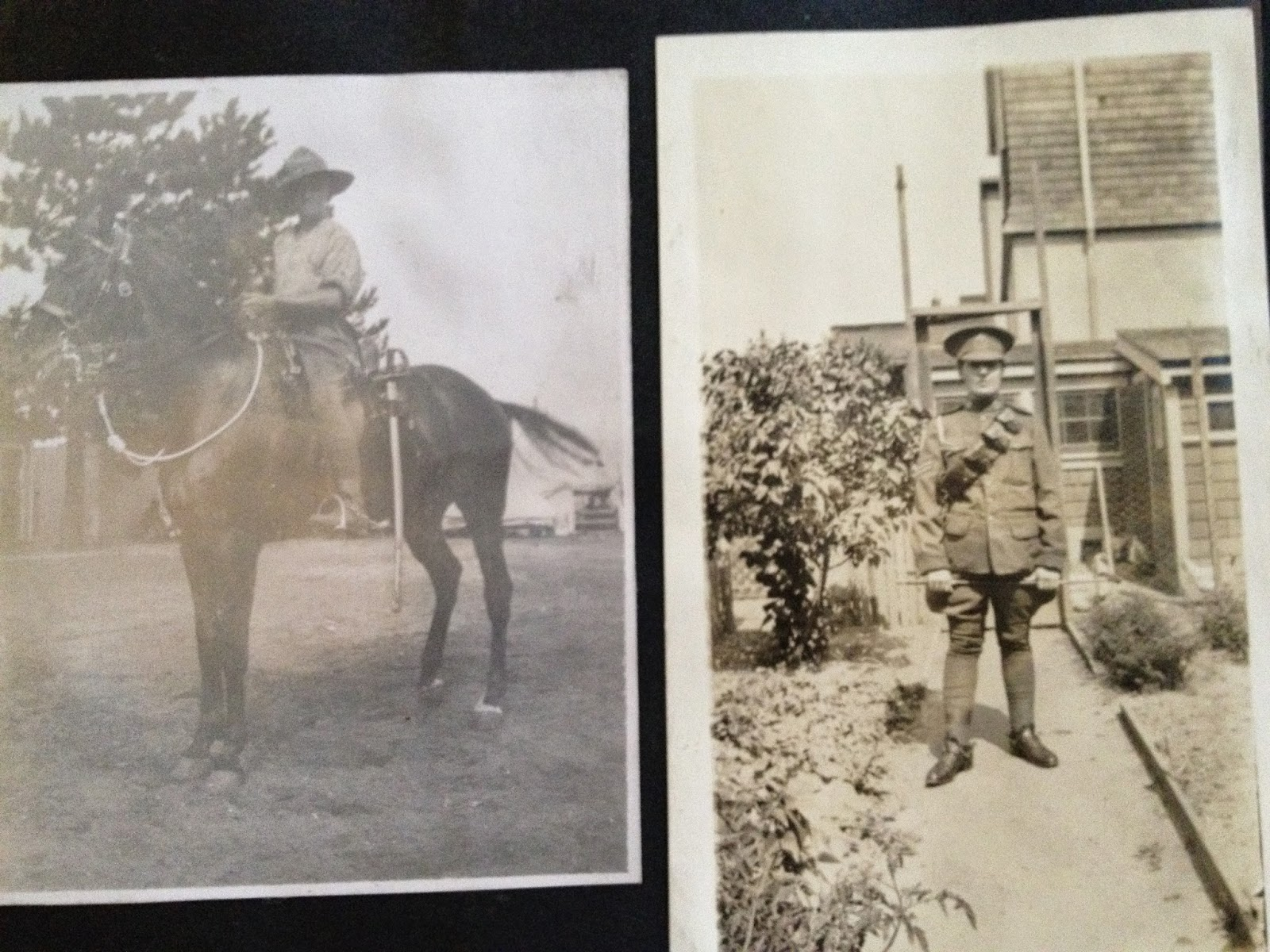 Olive Tree Genealogy Blog: WW 1 Photo Album Archive page 15