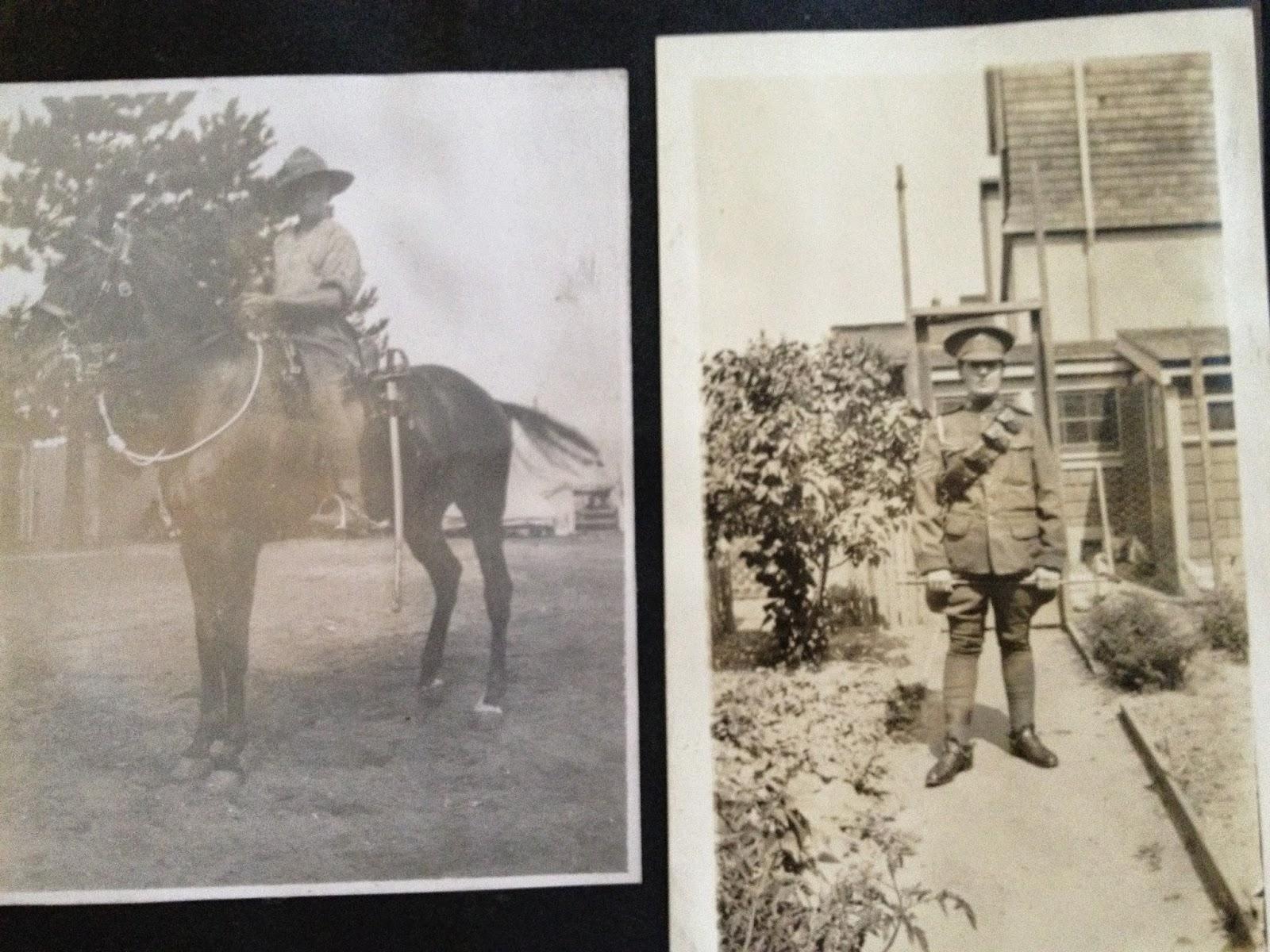 Olive Tree Genealogy Blog: WW 1 Photo Album Archive page 15