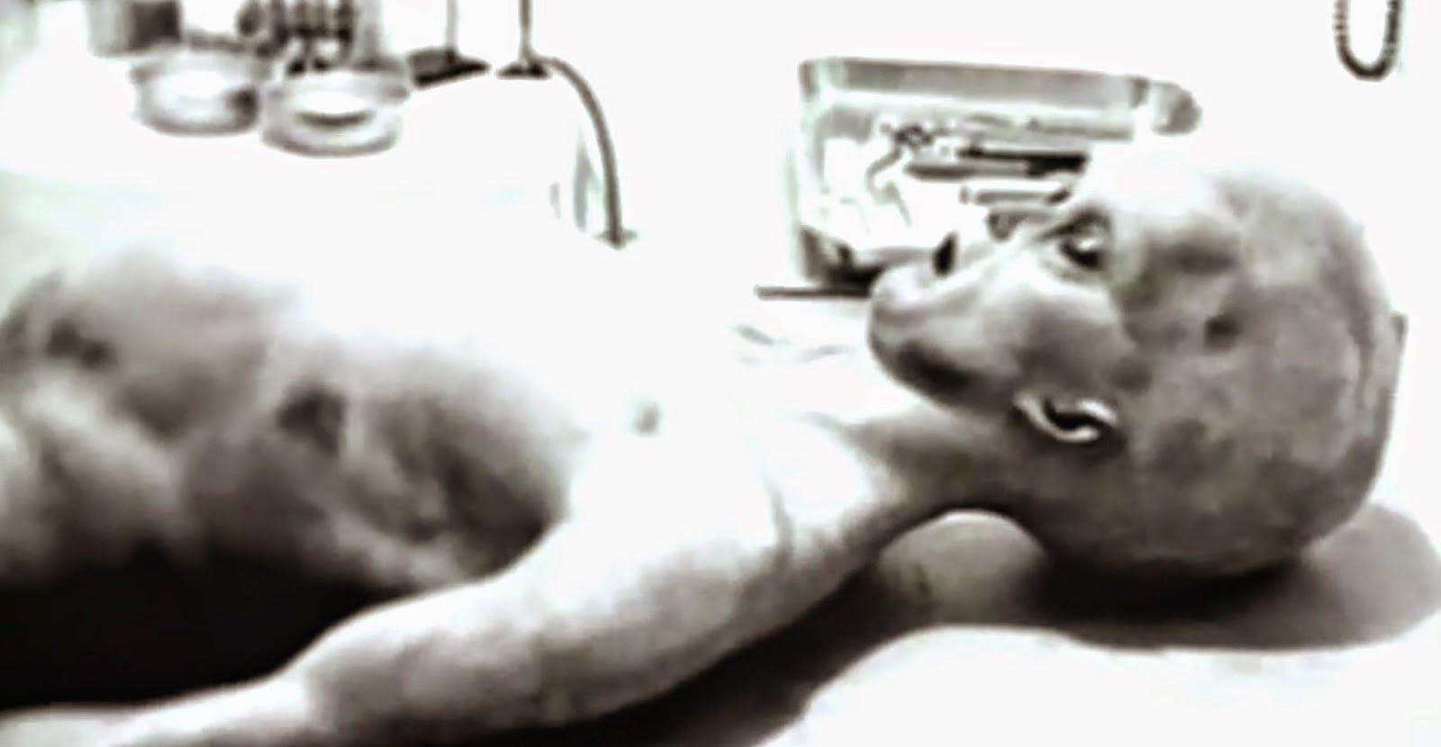 1947 Photos exotiques sont révélées aux États-Unis