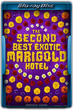 O Exótico Hotel Marigold 2 Torrent Dual Áudio