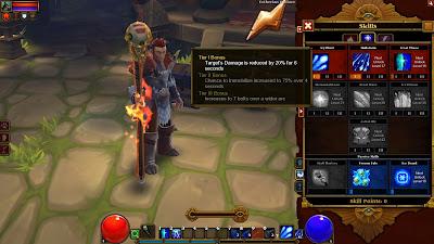 Torchlight II Skills