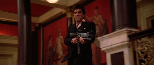 scarface directed by brian de palma essay 'scarface' is coming in 2018: coen brothers to work on an 'explosive' remake 1983's scarface, directed by brian de palma and written by oliver stone.