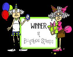 Bugaboo winner!