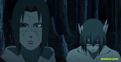 Naruto Shippuden Episode 338 -  Izanami Dan Izanagi