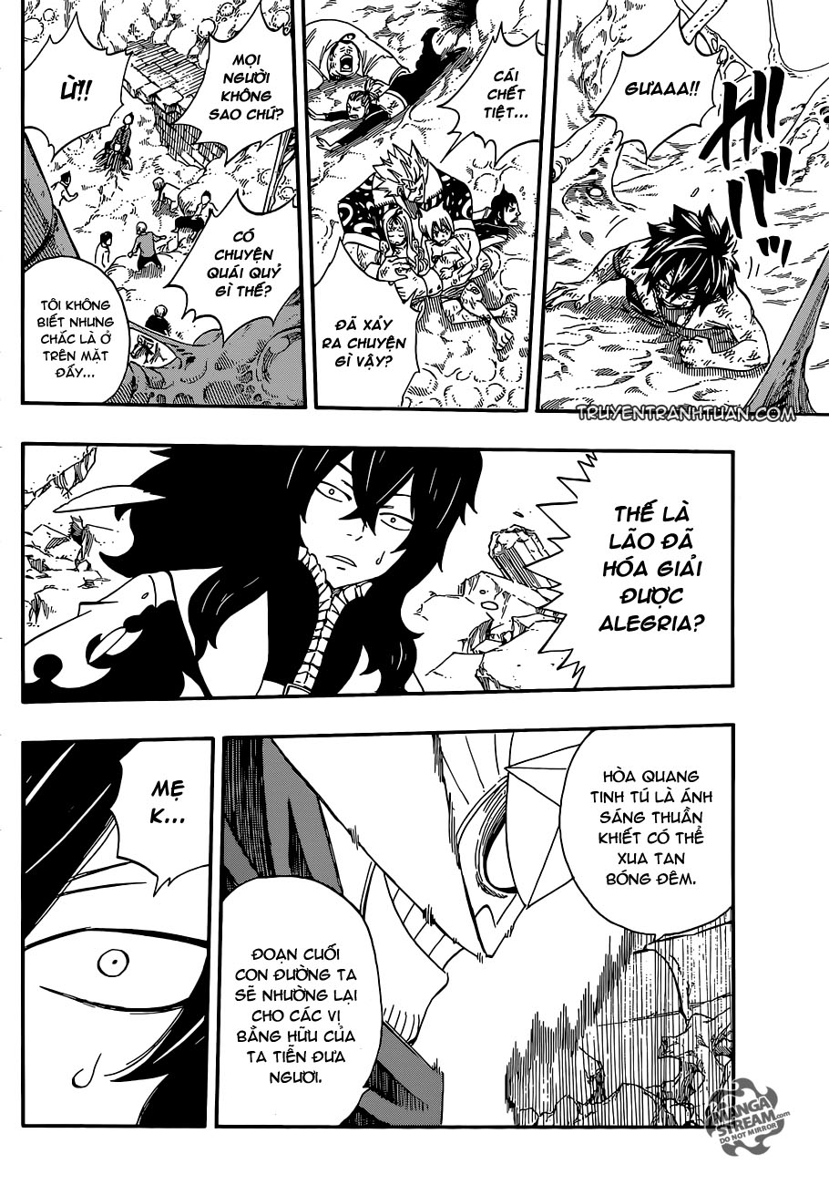 Fairy Tail chap 386 page 15 - IZTruyenTranh.com