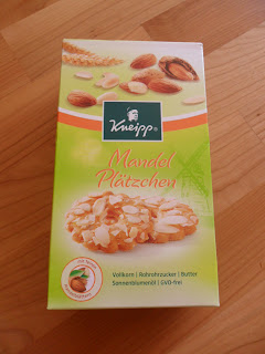 Kneipp Vip Autor Test Kekse Mandelplätzchen