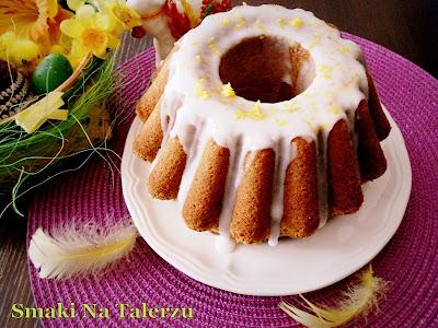 bezjajeczne ciasto, ciasto bez jajek, babka bez jaj