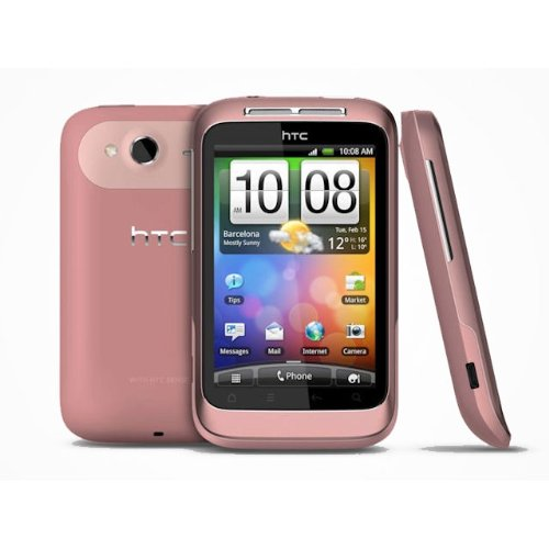 HTC Wildfire S A510e Spec