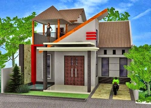 Gambar Gambar Rumah Minimalis Sederhana 2 Lantai