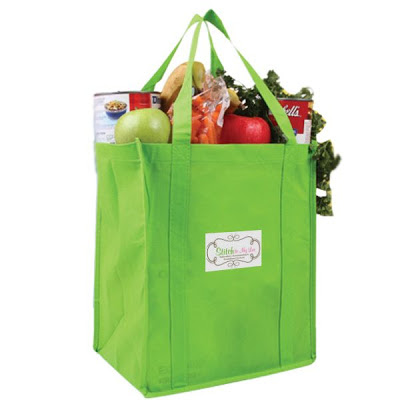 environmentally friendly shopping bag
