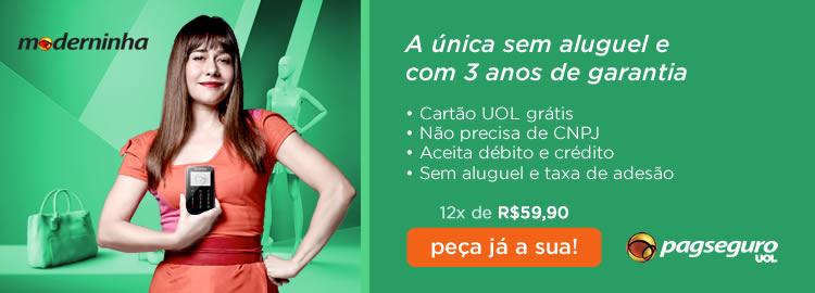 Moderninha - PagSeguro - Uol