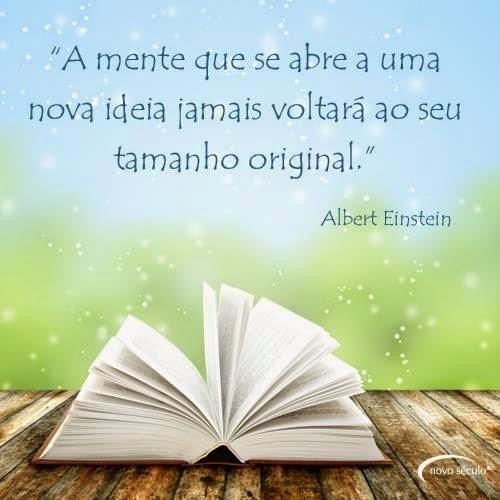 Frase de Albert Einstein
