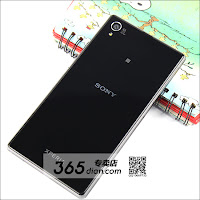 Sony Xperia Z1 in Black