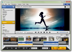 Freeware video editor for fast and lossless AVI + MKV files cutting and editing