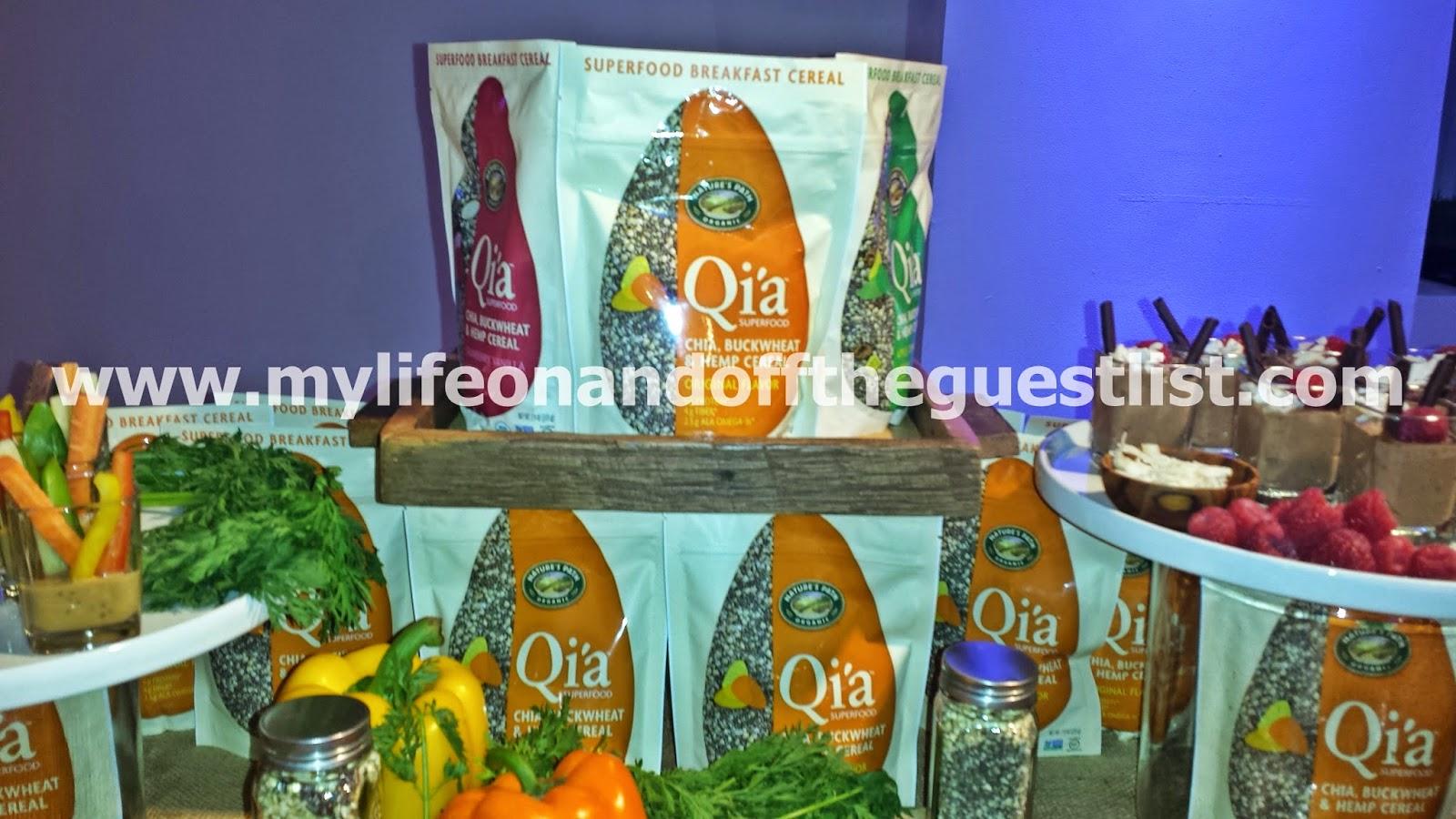 Qi'a Superfood - www.mylifeonandofftheguestlist.com