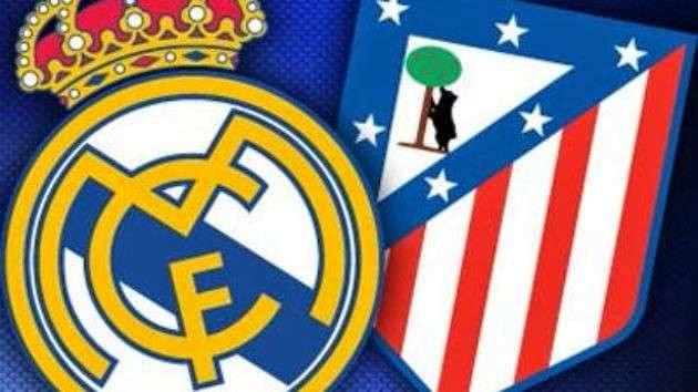 Real Madrid-Atletico de Madrid
