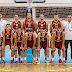 Basketball U20 EM - Makedonien Gruppensieger